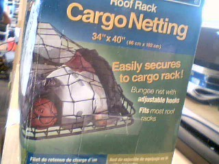LUND Camping CARGO NETTING