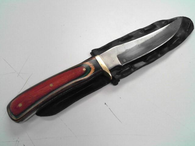 OLD SMOKY Hunting Knife KNIFE