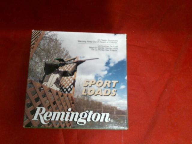 REMINGTON FIREARMS Ammunition STS 12 GAUGE SHELLS