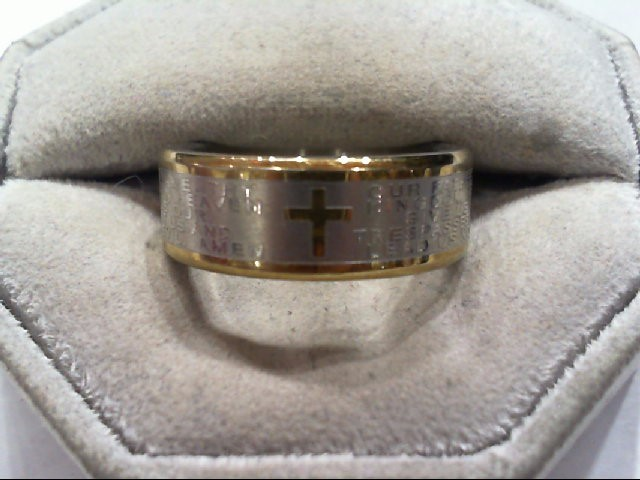 Gent's Ring Silver Stainless 8.3g
