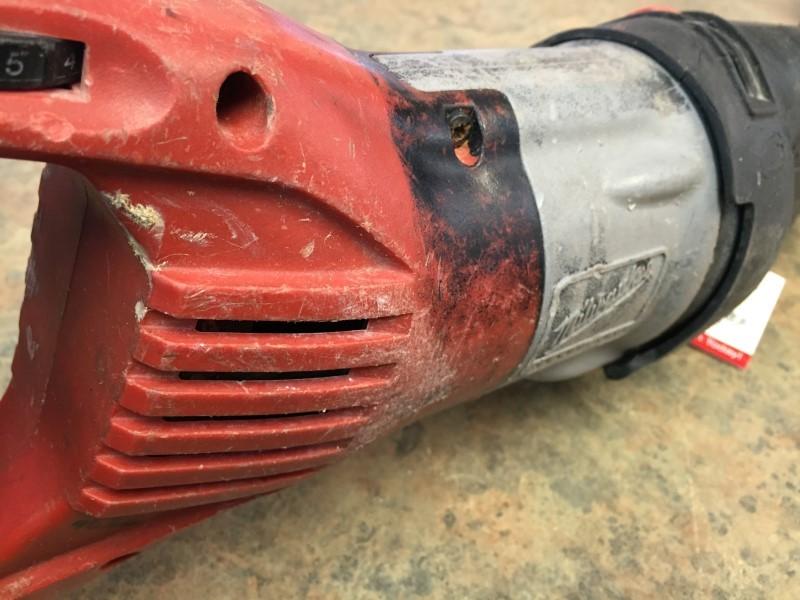 MILWAUKEE Reciprocating Saw 6538-21