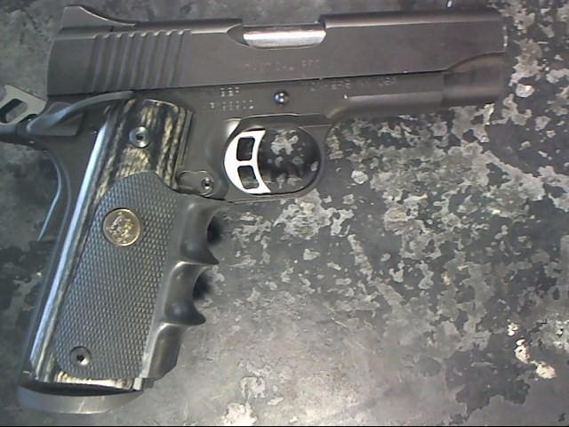 KIMBER Pistol TACTICAL PRO II