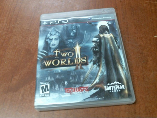 SONY PS3: TWO WORLDS II