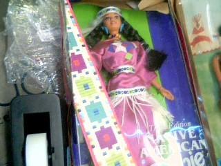 BARBIE Doll THIRD EDITION NATIVE AMERICAN