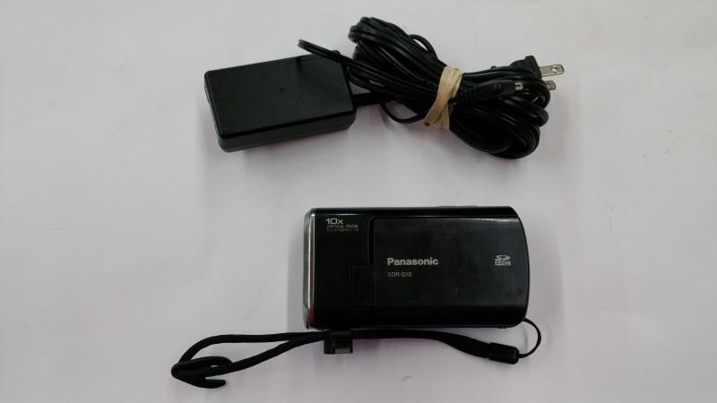 PANASONIC Camcorder SDR-S10P1