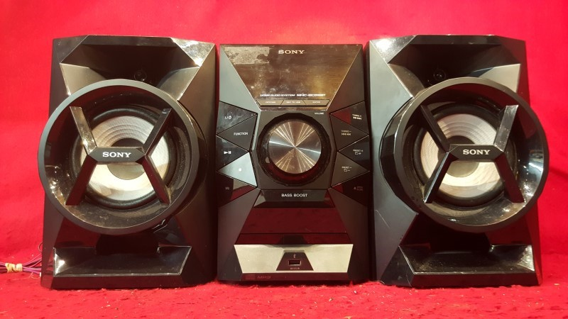 SONY Surround Sound Speakers & System HCD-EC619IP