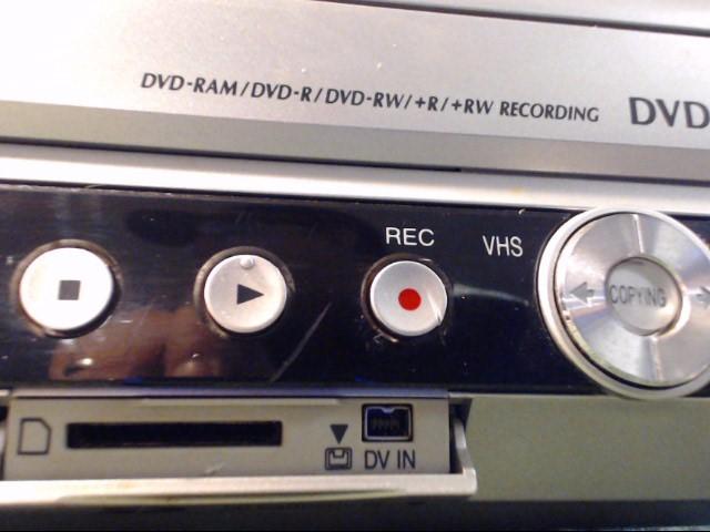 PANASONIC DVD Player DMR-ES46V