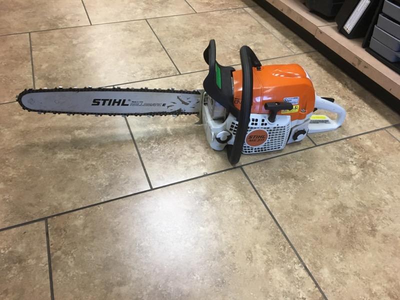 Stihl chainsaw ms 311 like new buya - Stihl ms 311 ...