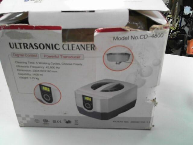ULTRASONIC CLEANER CD-4800