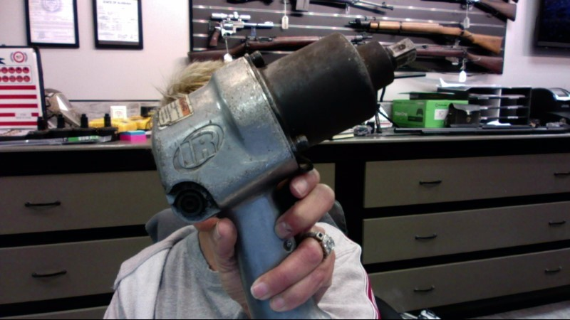 INGERSOLL RAND Air Impact Wrench 2707P1