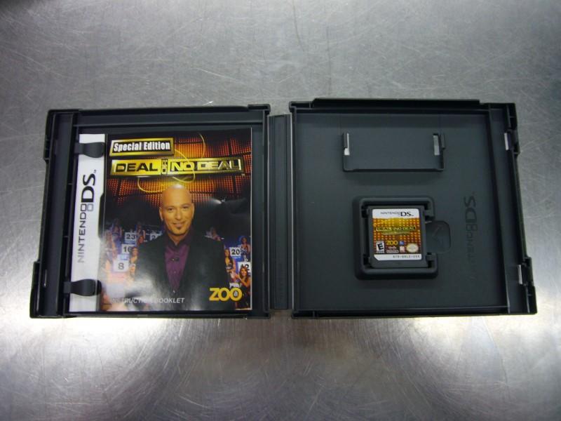 NINTENDO Nintendo DS Game DEAL OR NO DEAL DS