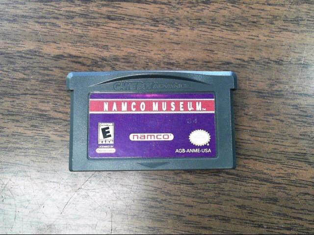 NINTENDO Nintendo GBA Game NAMCO MUSEUM GBA