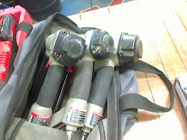PORTER CABLE Nailer/Stapler CFFN251T 3 NAILER COMBO W/BAG