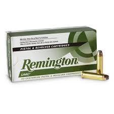 REMINGTON FIREARMS Ammunition 357 MAG HTP 158GR SP