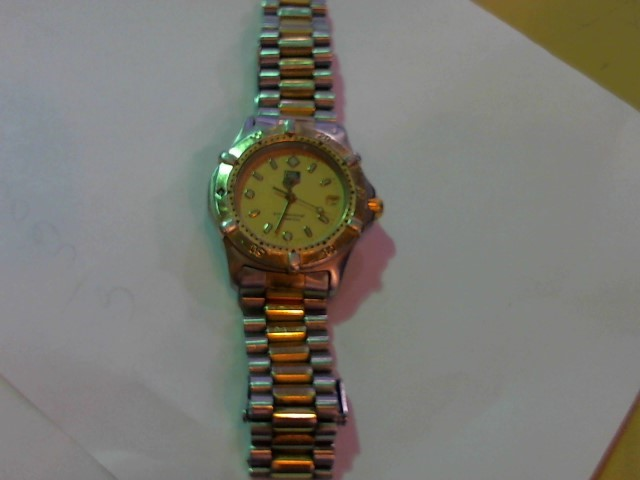 TAG HEUER Gent's Wristwatch WE1120-R