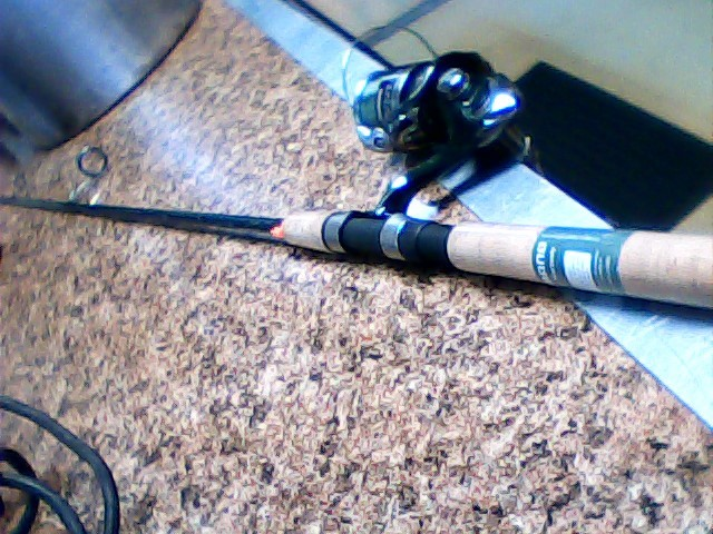 SHIMANO Fishing Pole TMS-X66M