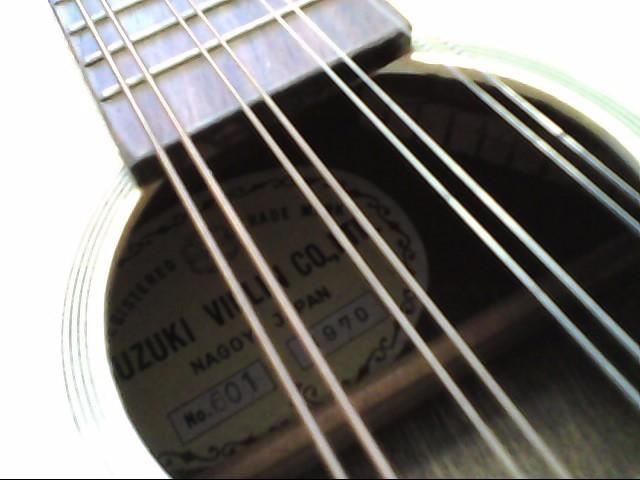 SUZUKI Mandolin 601