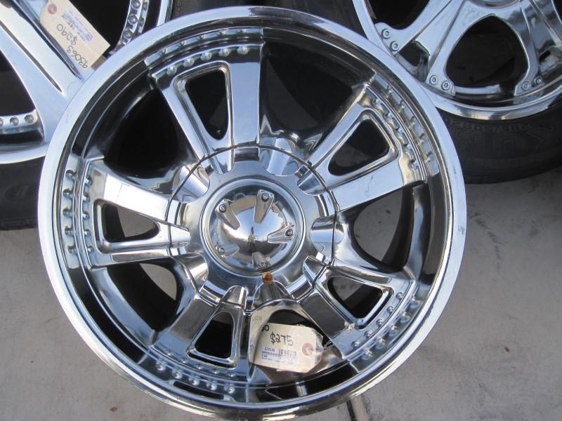 AMERICAN RACING Wheel AR-640