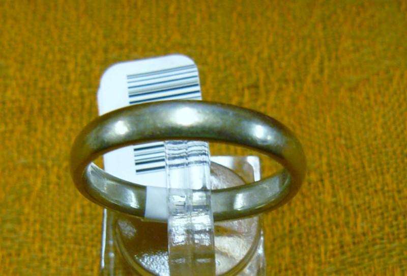 Gent's Gold Ring 14K White Gold 4.29dwt Size:11.5