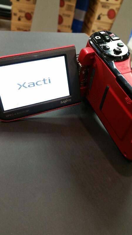 SANYO Digital Camera VPC-CG20