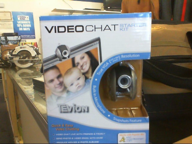 TEVION Computer Accessories VIDEO CHAT STARTER KIT