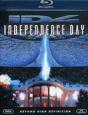 BLU-RAY MOVIE Blu-Ray INDEPENCE DAY