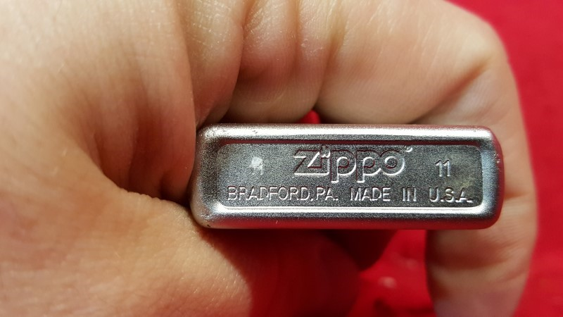ZIPPO Men's Accessory 11 LIGHTER