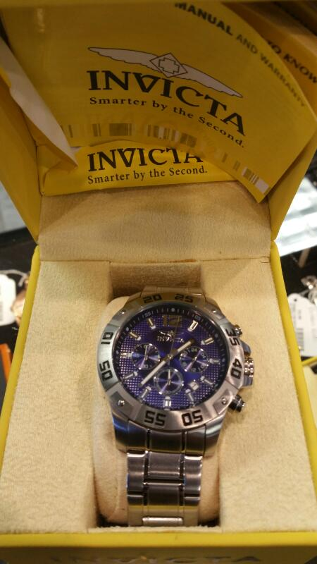 INVICTA Gent's Wristwatch 15020