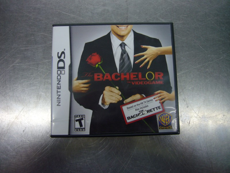 NINTENDO Nintendo DS Game THE BACHELOR THE VIDEOGAME