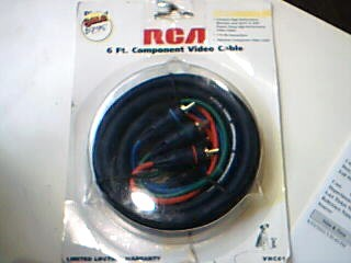 RCA Home Theatre Misc. Equipment RCAVHC61