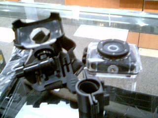 THE SHARPER IMAGE Camcorder SVC355