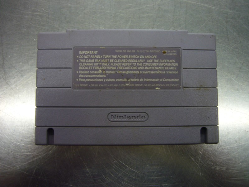 """SNES SUPER MARIO WORLD """"GAME ONLY"""""""