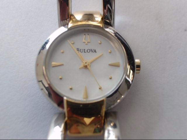 BULOVA LADIES BRACELET WATCH 98T80