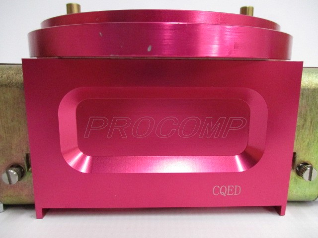 PRO COMP 850 CFM DOUBLE PUMPER CARBURATOR CENTER SECTION METERING BLOCKS