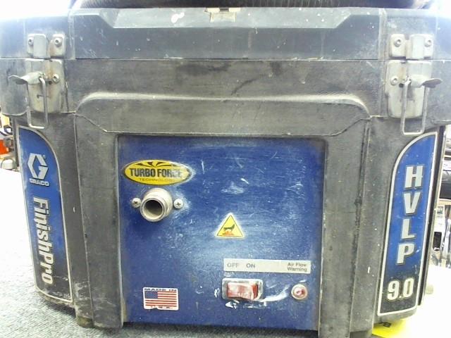 GRACO Spray Equipment HVLP 9.0
