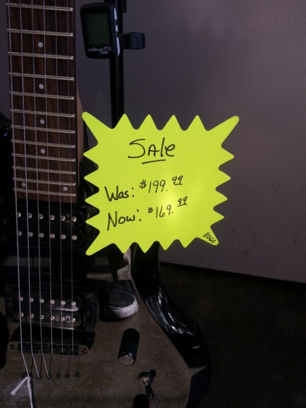 ESP GUITAR Electric Guitar F-50