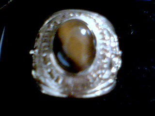 Gent's Gold Ring 10K Yellow Gold 16.4g