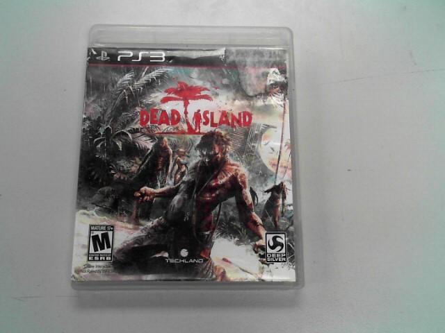DEEP SILVER Sony PlayStation 3 Game DEAD ISLAND