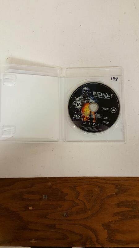 Battlefield 3 Limited Edition (PS3, Playstation 3) FREE SHIPPING