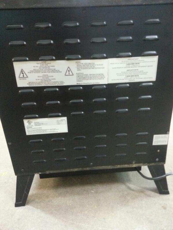 CHARMGLOW Heater HBL-15SDLP/M20