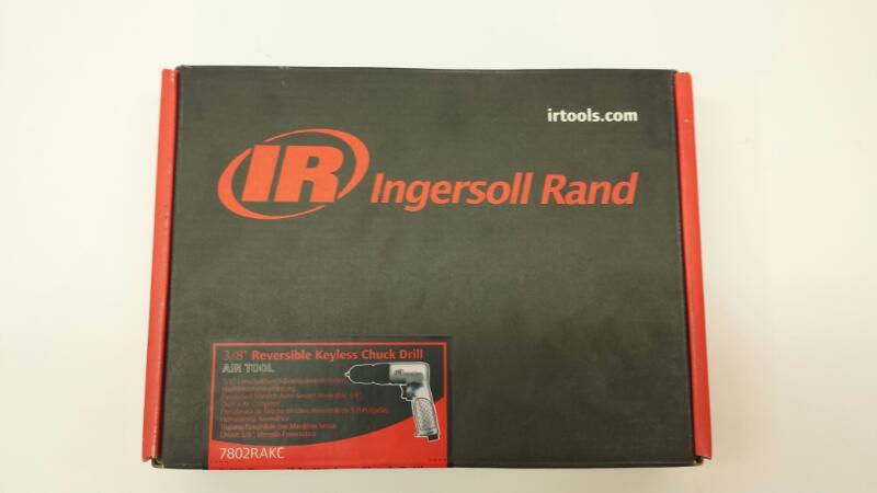 Ingersoll Rand Air Drill 7802RAKC
