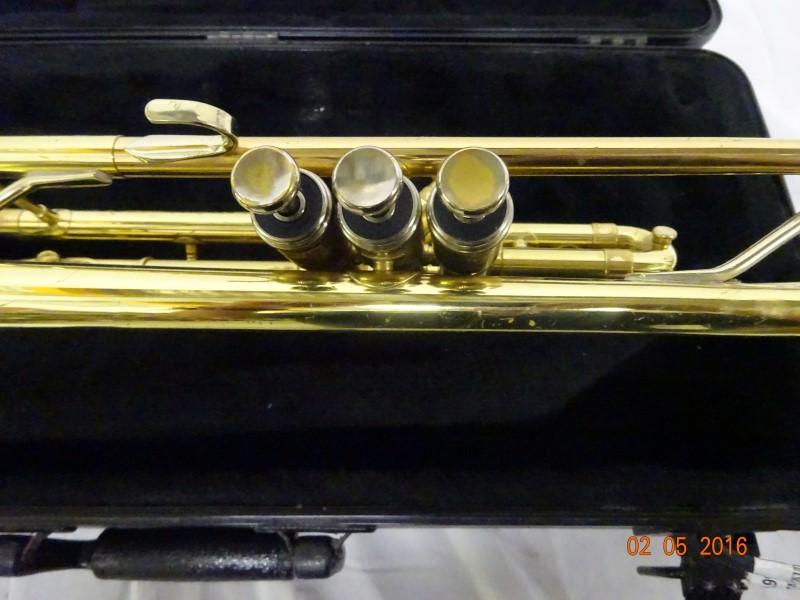 KING INSTRUMENTS Trumpet & Coronet MODEL 600