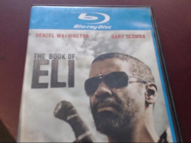 BLU-RAY THE BOOK OF ELI