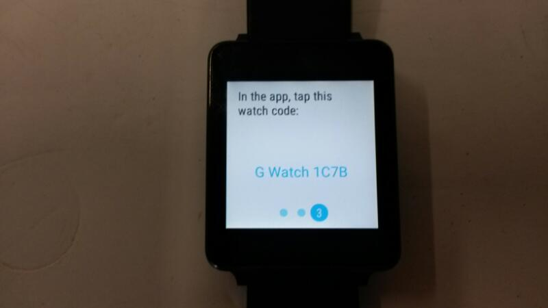 !!!***Check This Out***!!! LG Gent's Wristwatch G WATCH LG-W100