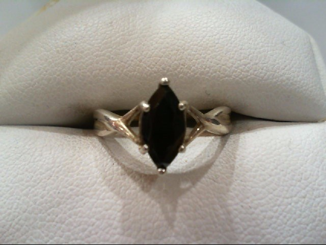 Lady's Silver Ring 925 Silver 1.9g