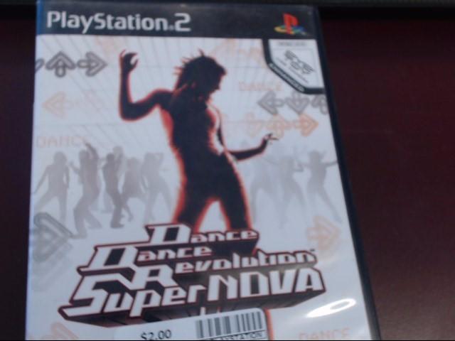 SONY PS2 DANCE DANCE REV SUP NOV