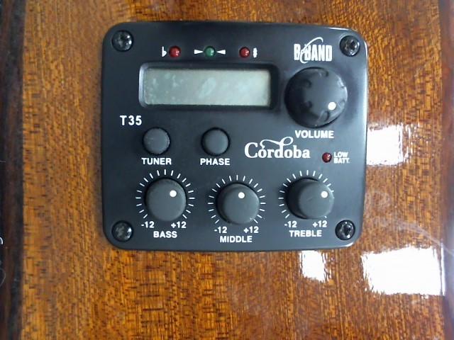 CORDOBA Acoustic Guitar C5-CE