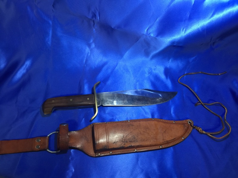 WESTERN KNIVES Hunting Knife BOWIE KNIFE