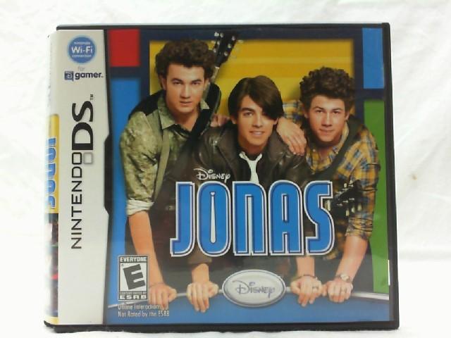 NINTENDO Nintendo DS Game DISNEY JONAS