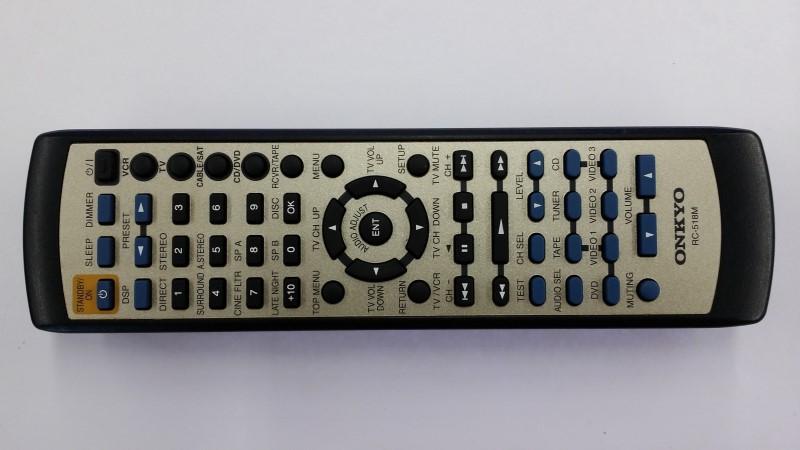 ONKYO RC-518M receiver remote